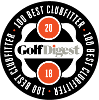 2018 Golf Digest 100 Best Clubfitter
