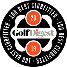 2019 Golf Digest 100 Best Clubfitter