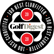 2020 Golf Digest 100 Best Clubfitter Award